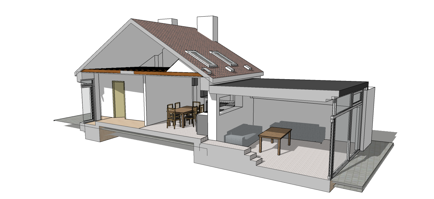 Sketchup And Layout For Remodeling Construction Docs Sketchucation 1