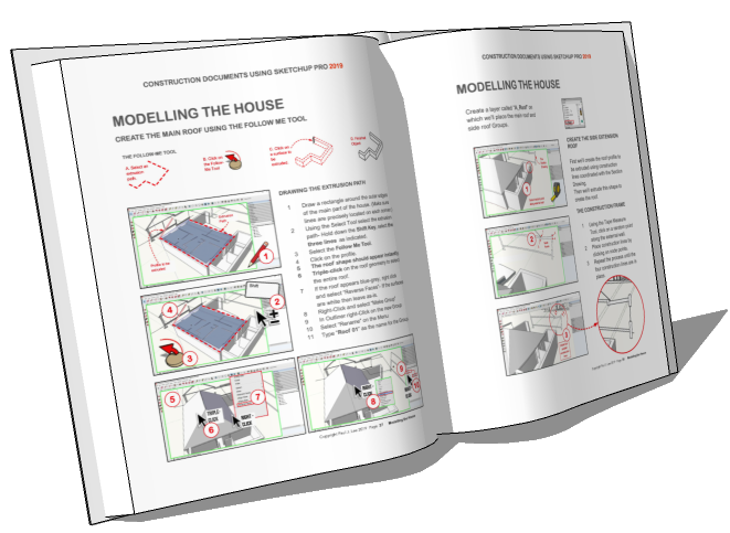 Sketchup Expert The Sketchup Training Knowledge Base